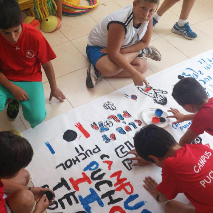 actividades campus puchol II
