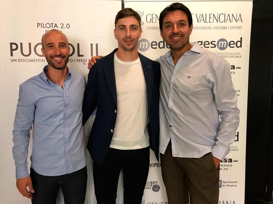 presentacion documental Puchol II